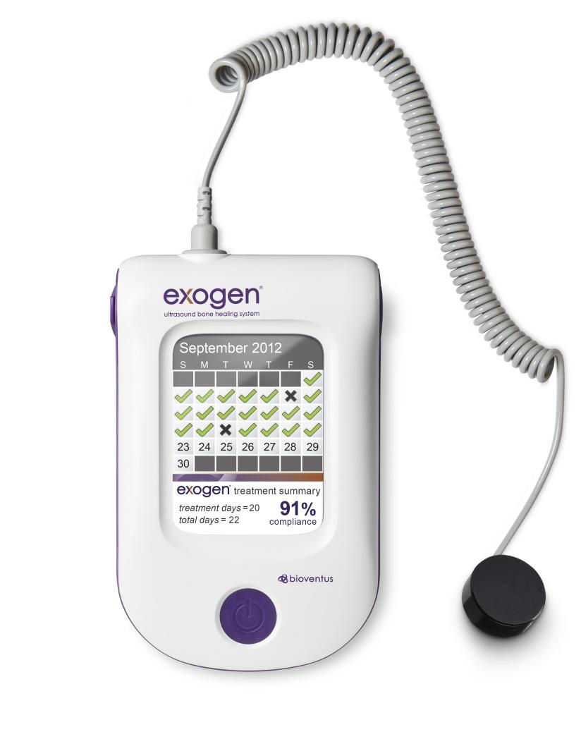 Exogen Ultrasound Bone Healing System Core77