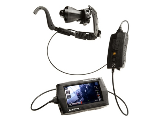TASER AXON Tactical Networkable Computer