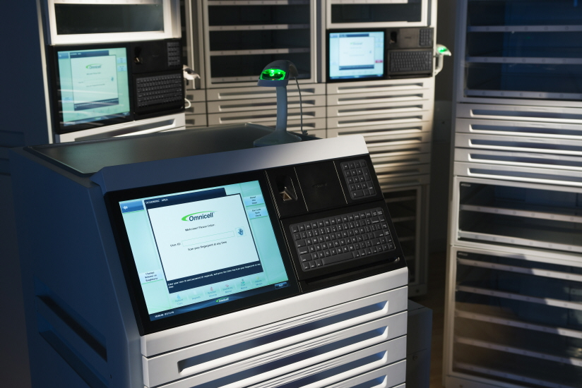 Xt Automated Dispensing Cabinets Core77