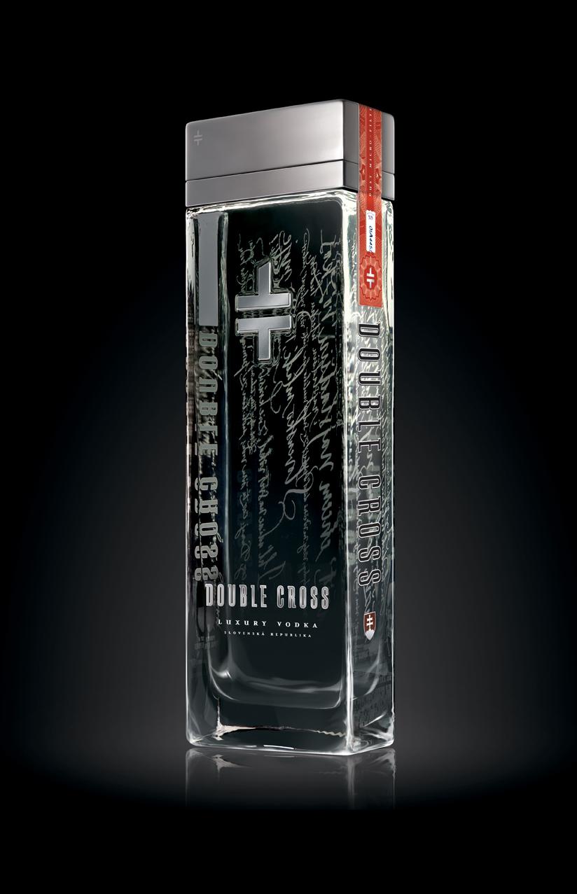 Double Cross Vodka Core77