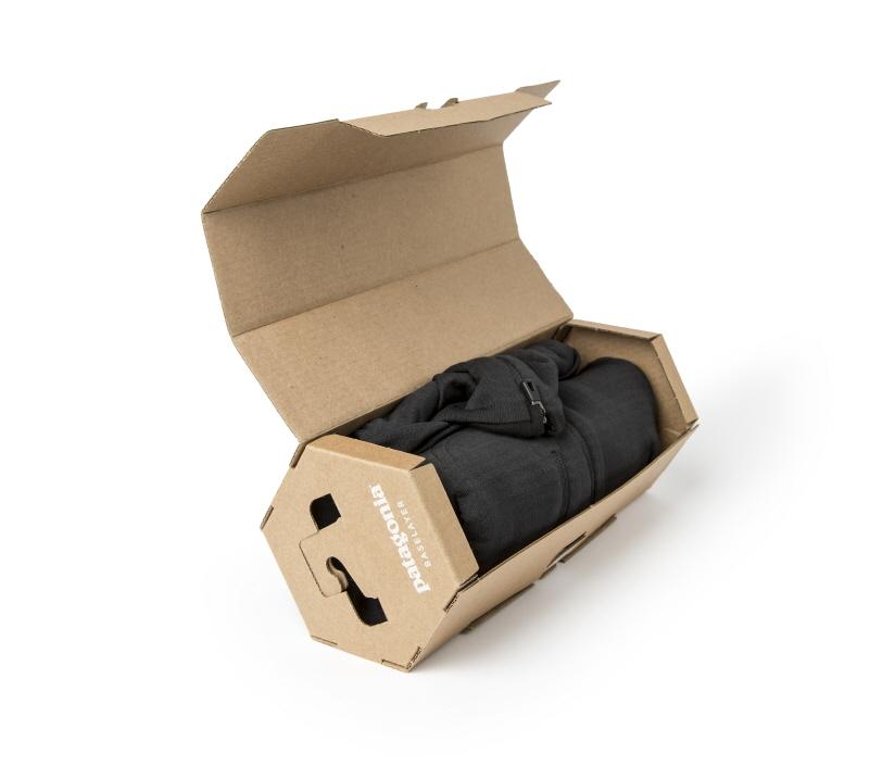 patagonia packaging system