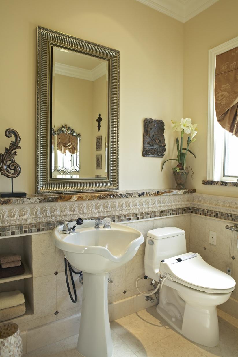 Rhonda chen interior design details los angeles for Bathroom design details