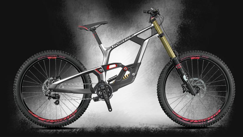 Sunrise Downhill Bicycle Core77