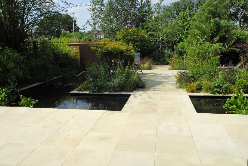 garden designer josh ward creates a north london contemporary garden design - Garden Design London