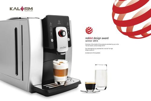 Aromatic Coffee Brewing system works