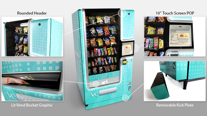 vending machine design