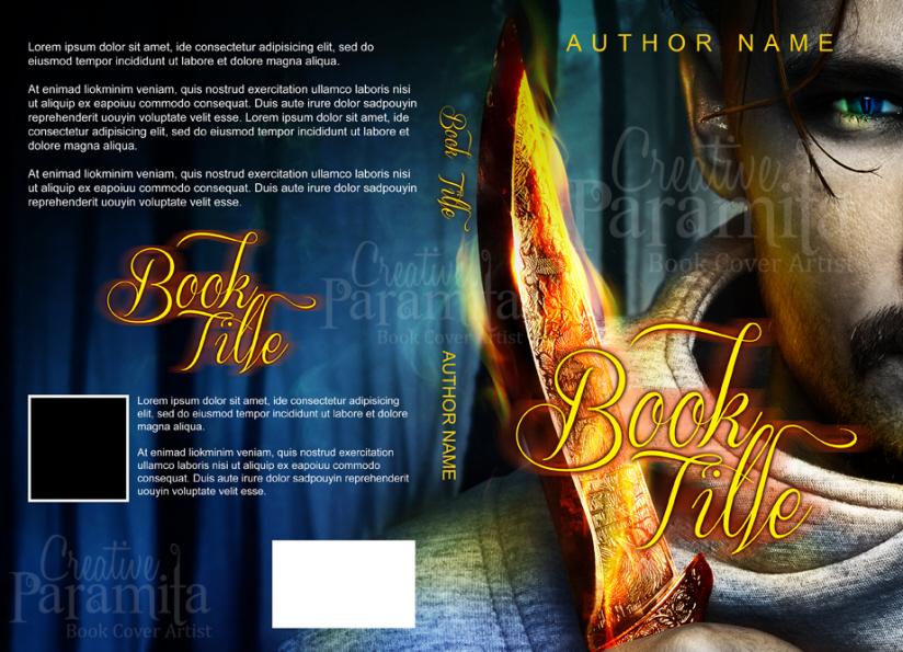 Fantasy Book Cover Illustration Jobs : Creative paramita kolkata india graphic design