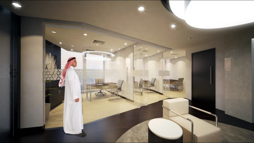 UAEs Leading Office Designers For Corporate Interiors