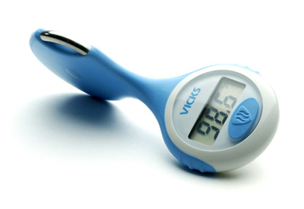 Vicks Underarm Thermometer