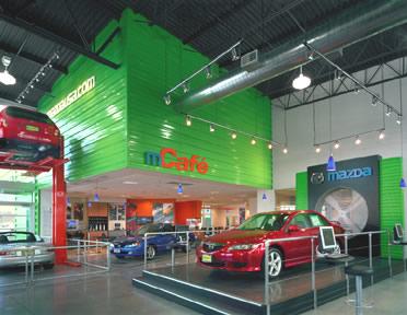 Design Forum Dayton Ohio Interior Design Architecture - Mazda dealers in ohio