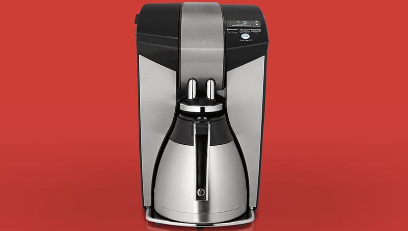 Coffee Maker Heating Element Test : Mr. Coffee Optimal Brew - Core77