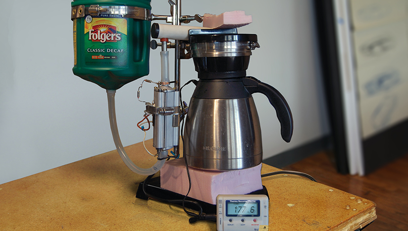 Drip Coffee Maker Heating Element : TEAMS - Esslingen, Germany - Industrial Design, Strategic Consulting, Interaction Design