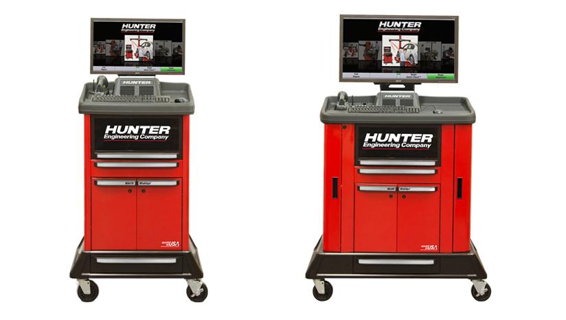 Hunter Car Service Equipment
