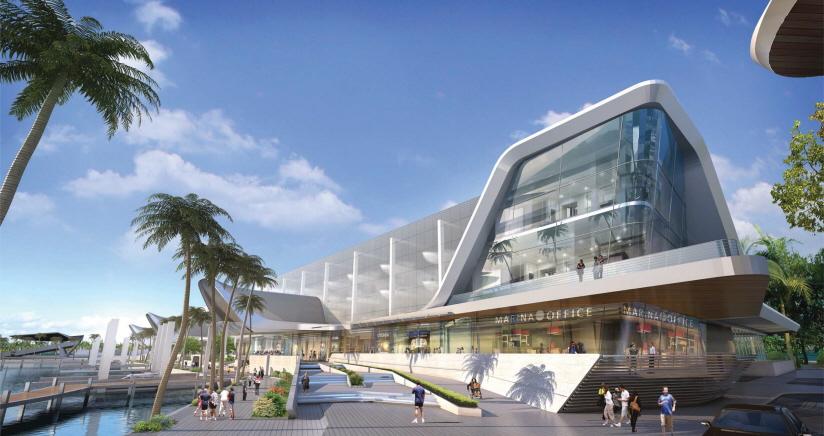Pininfarina of America Miami Florida Architecture Industrial