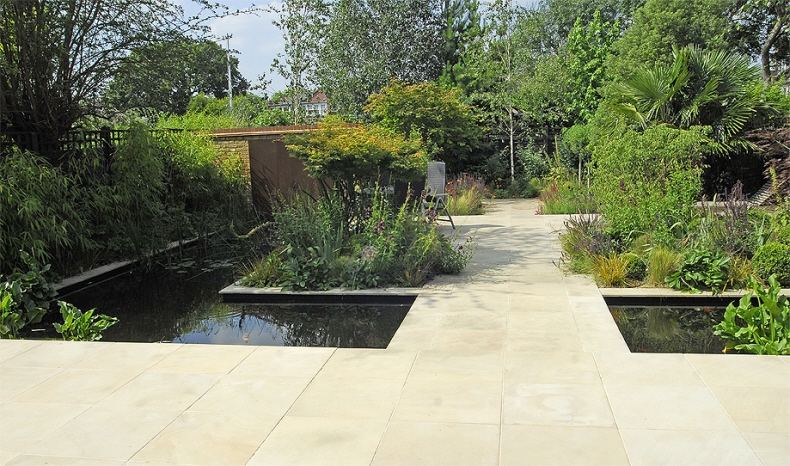 Contemporary Garden Designer - Josh Ward Garden Design - London ...