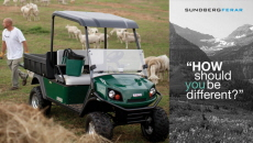 E-Z-GO® Express & Terrain Utility Vehicles