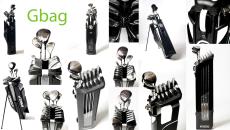 Gbag innovative golfbag for BAGOLF