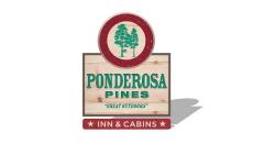 Hotel Branding : Ponderosa Pines