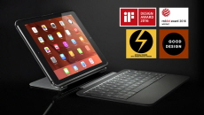 TYPO Keyboard case for iPad Air