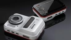 Kodak Easyshare sport C123 waterproof Camera