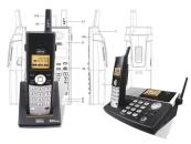 Ativa 5.8 GHz Telephone System