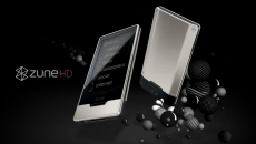 ZUNE HD  // PRODUCT DESIGN