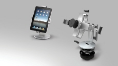 Multi Purpose iPad® Stand