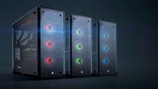 Corsair Crystal 570X Gaming Case