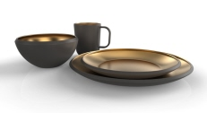 Bevel Dinnerware