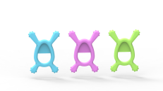 Quirky Baby Teethers