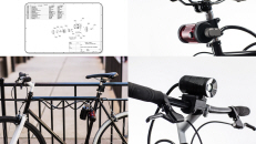 LemurLock Bicycle Security & Lighting