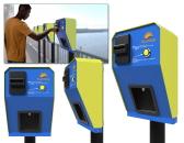 Sunscreen Vending Platform (proof of concept)