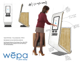 Kiosk and Automated Retail Design -WEPA
