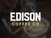 Edison Coffee Co. | Branding