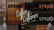 Coffee Cultures brand development