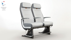 JAZZ concept airline seat