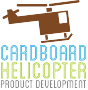 Cardboard Helicopter Product Development