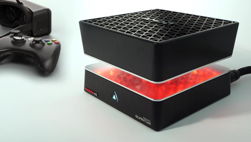 Amd Project Quantum Virtual Reality Pc Core77