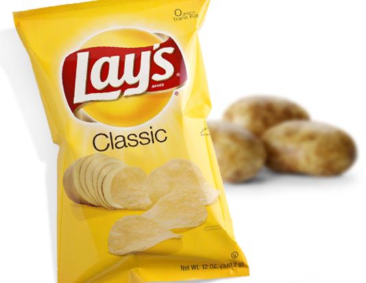 Lay's Potato Chip Package Design