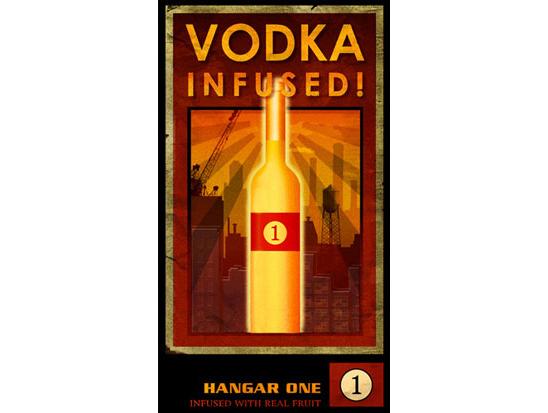 Hangar One Vodka: Branding/Advertising