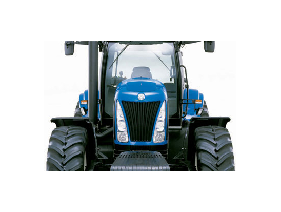 New Holland TG Series Agricultural Tractor