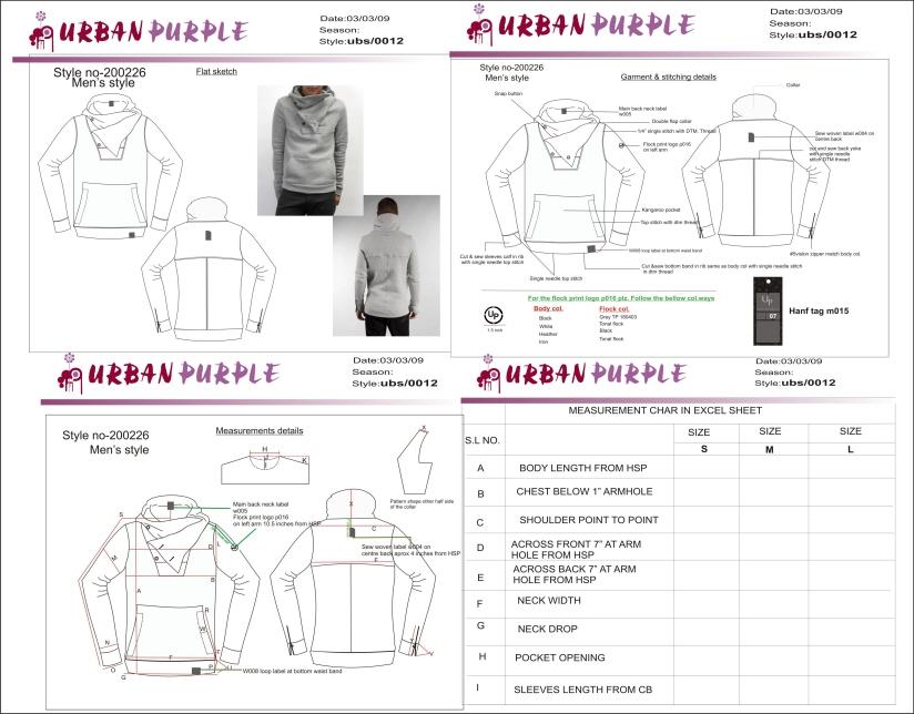 Graphic Designers For Clothing | Urban Purple Bangalore India Fashion Apparel Graphic Design