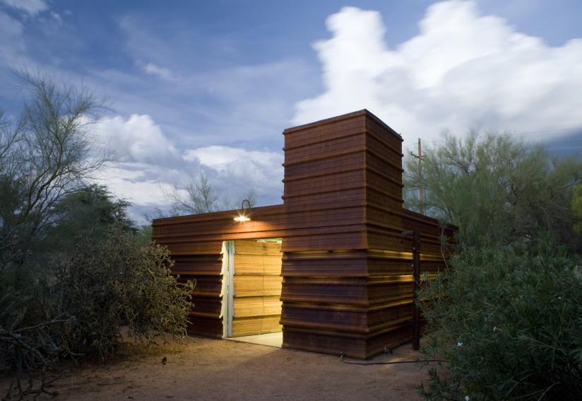Tectonicus Tucson Arizona Architecture Interior