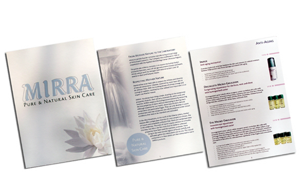Catalog: Mirra Skin Care