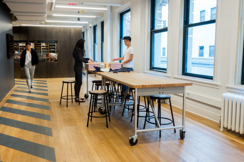 Attractive Milder Office Inc Modern Furniture For The Library And. Bfa Interior Design  Study Create ...