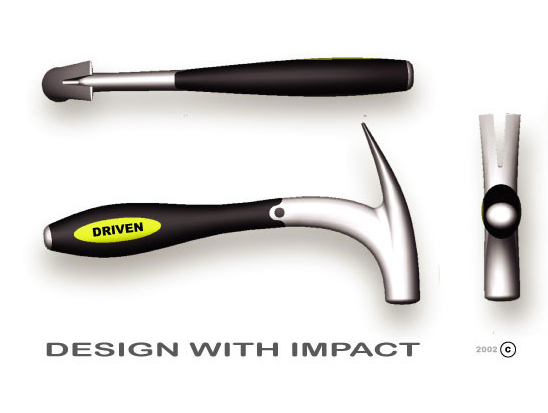 Ergonomic Hammer