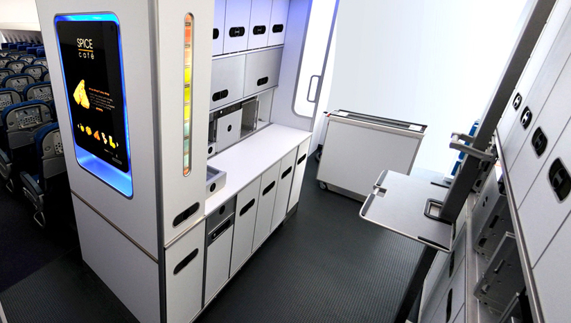 airbus spice galley innovation