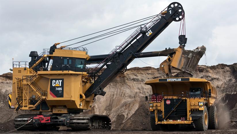P&H Mining Equipment 4100 AC Mining Shovel Walkthrough ...