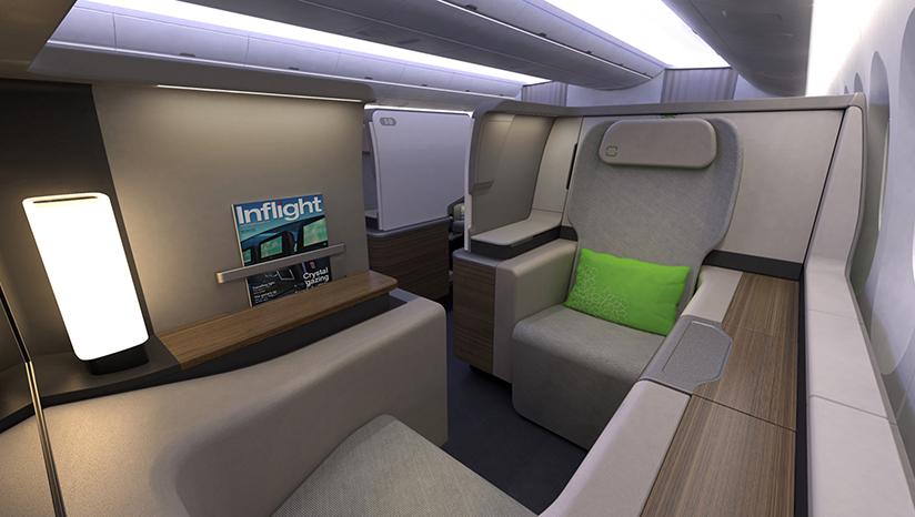 Formation Lie Flat Cabin Concept - Core77