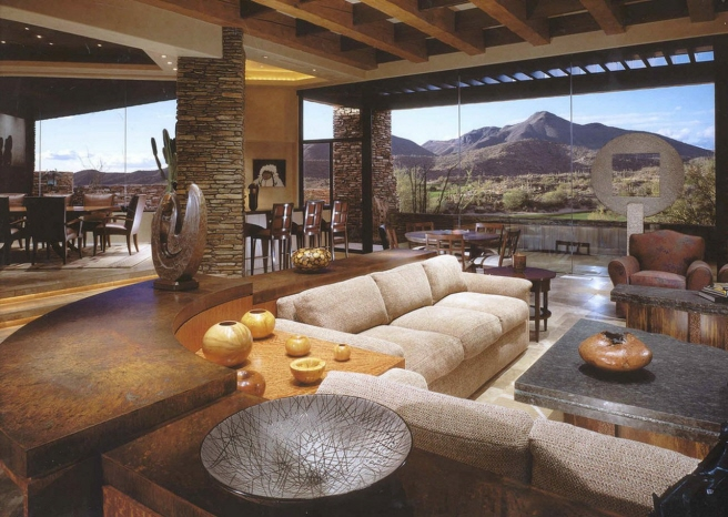 Scottsdale Arizona Interior Design